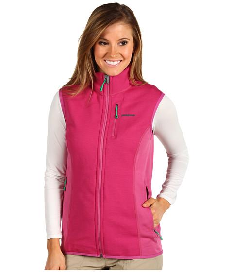 Jachete Patagonia - Piton Hybrid Vest - Rubellite Pink