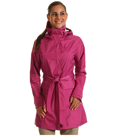 Jachete Patagonia - Torrentshell Trench Coat - Rubellite Pink