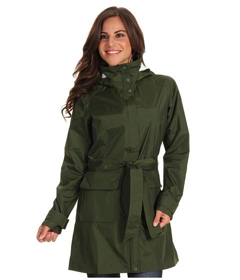 Jachete Patagonia - Torrentshell Trench Coat - Urbanist Green