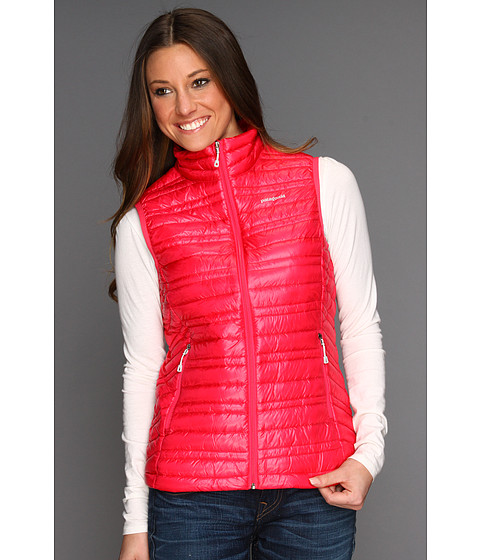Jachete Patagonia - Ultralight Down Vest - Rossi Pink
