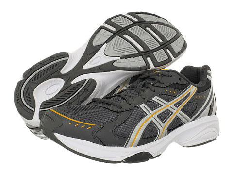 "Adidasi ASICS - GEL-Expressâ""¢ 4 - Gunmetal/Safrom/Lightning"