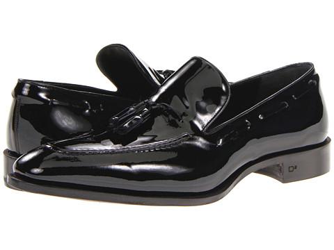 Pantofi DSQUARED2 - Bedumpo Loafer - Black