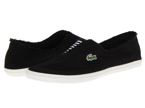 Adidasi Lacoste - Cadneslpsw - Black/White