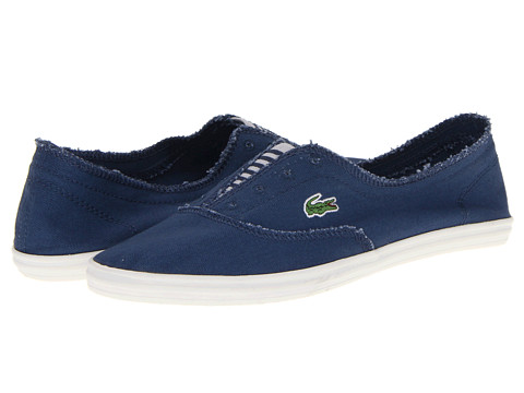 Adidasi Lacoste - Cadneslpsw - Blue/Light Grey