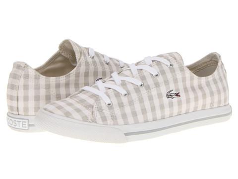 Adidasi Lacoste - L27 27 W - Light Grey