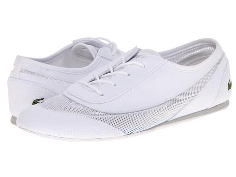 Adidasi Lacoste - Morselli W - White/White