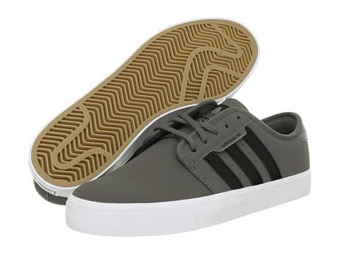 Adidasi adidas - Seeley - Mid Cinder/Black/Running White (Syn Nubuck)