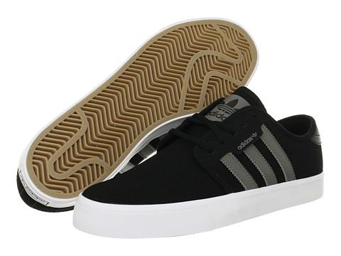 Adidasi adidas - Seeley - Black/Mid Cinder/Running White (Syn Nubuck)