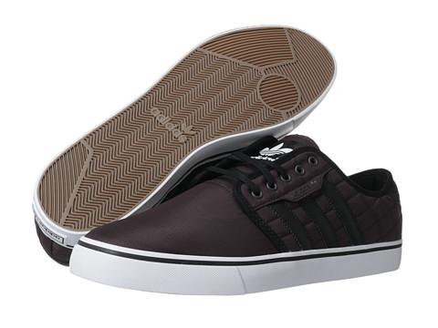 Adidasi adidas - Seeley - Night Burgundy/Black/White