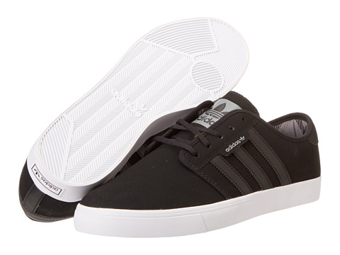 Adidasi adidas - Seeley - black/black/mid cinder (synthetic textured suede)