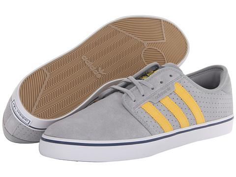Adidasi adidas - Seeley - Mid Grey/ST Fade Gold/White