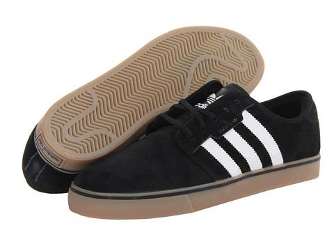 Adidasi adidas - Seeley - Black/Running White/Gum