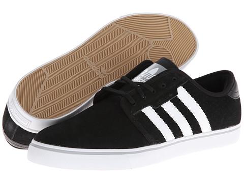 Adidasi adidas - Seeley - Black/White/Mid Grey