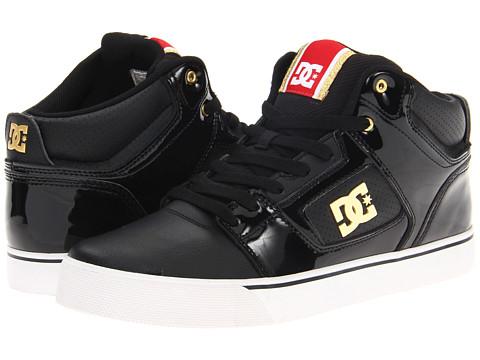 Adidasi DC - Alumni MID - Black/White/Gold