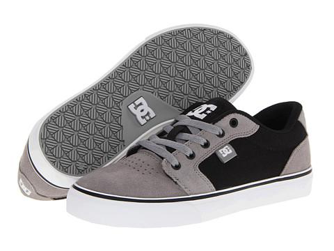 Adidasi DC - Anvil - Grey/Black