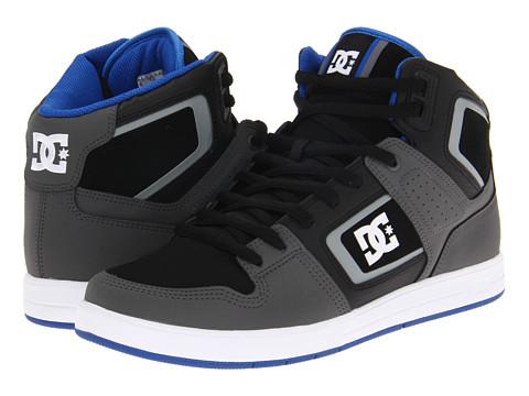 Adidasi DC - Factory Lite HI - Grey/Blue