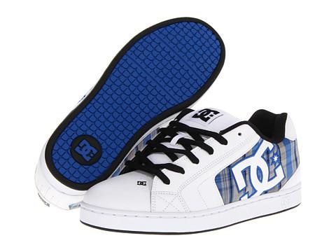 Adidasi DC - Net SE - White/Nautical Blue