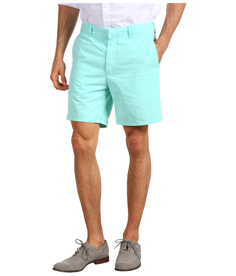 Blugi Just Cavalli - Cotton Gabardine Short - Aqua