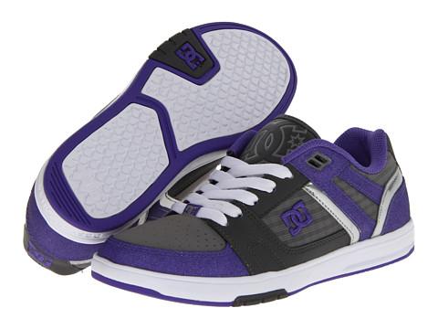 Adidasi DC - Stance Low W - Grey/Purple