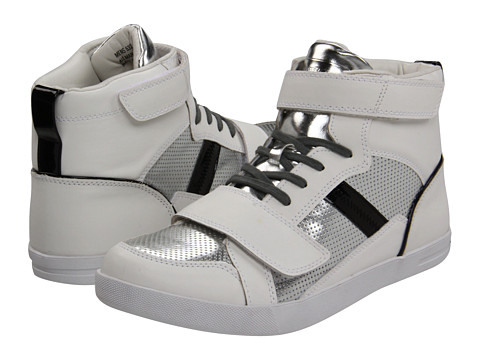 Adidasi Stacy Adams - Blaze - White/Silver