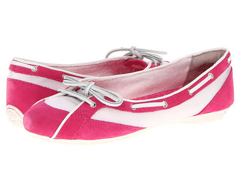 Balerini Rockport - Etty Laced Boat Ballet - Magenta