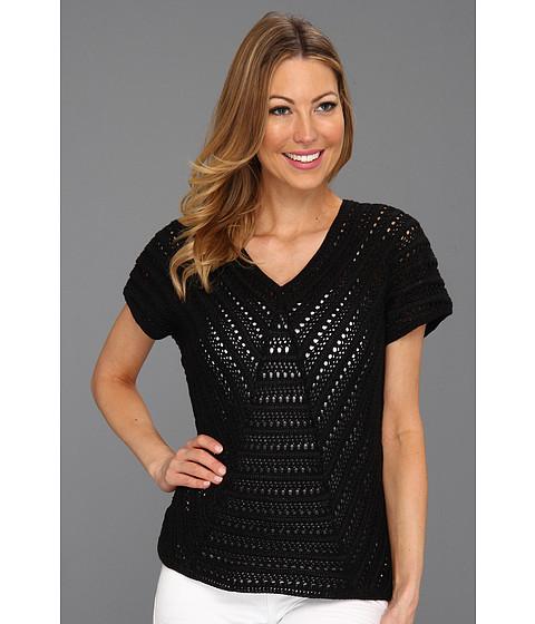 Tricouri Calvin Klein - Drop Shoulder Pullover - Black
