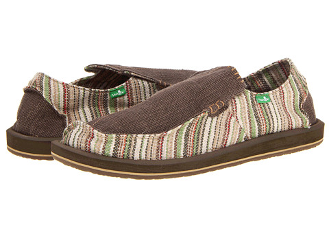 Pantofi Sanuk - Funk Shway - Brown Funk