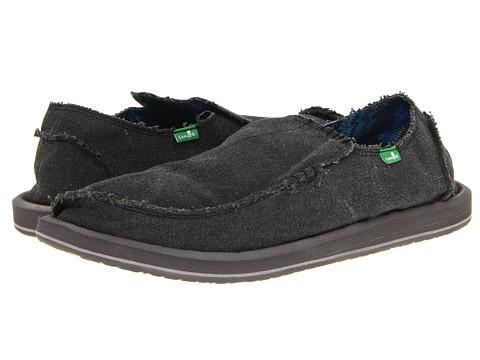 Pantofi Sanuk - Funk Shway - Charcoal