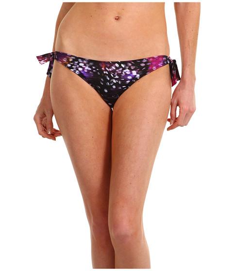 Costume de baie Paul Smith - Paint Brush Stroke Side Tie Brief - Purple
