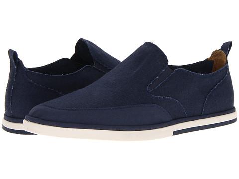 Adidasi Rockport - Weekend Style Slip-On - Navy Linen