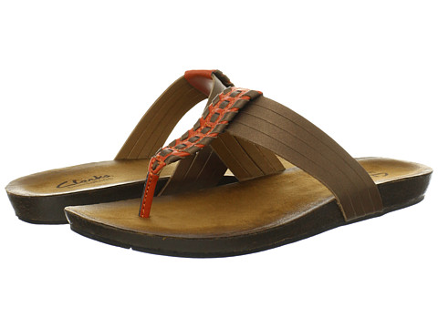 Sandale Clarks - Lynx Clasp - Red