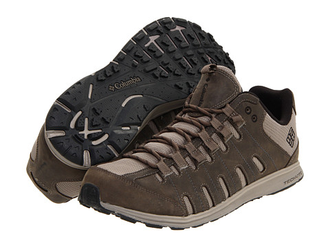 Adidasi Columbia - Master Flyâ⢠Low Leather - Mud/Black