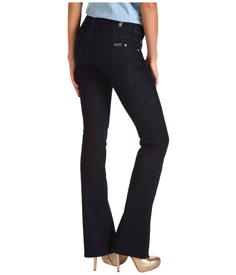 Blugi 7 For All Mankind - Kimmie Bootcut w/ Contoured Waistband in Slim Illusion Rinse - Slim Illusion Rinse