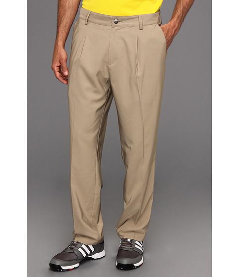 Pantaloni adidas - ClimaLiteî Tech Pleated Pant \13 - Khaki