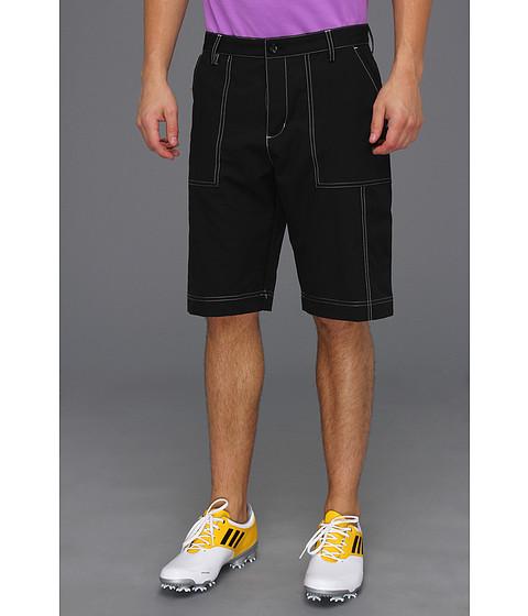 Pantaloni adidas - Fashion Performance Contrast Stitch Short \13 - Black/Chrome