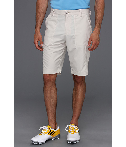 Pantaloni adidas - Fashion Performance Contrast Stitch Short \13 - Ecru/White