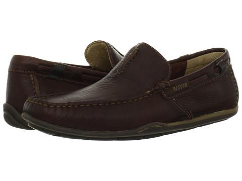 Pantofi Clarks - Rango Rumba - Brown Leather