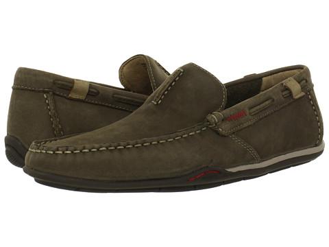 Pantofi Clarks - Rango Rumba - Olive Nubuck