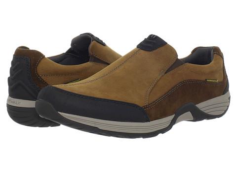 Pantofi Clarks - Wave.Frontier - Tan Nubuck
