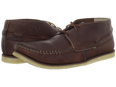 Pantofi Clarks - Craft Sail - Brown Leather