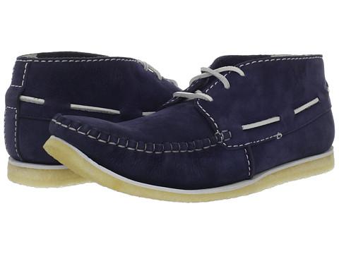 Pantofi Clarks - Craft Sail - Navy Nubuck