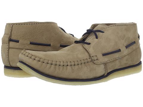 Pantofi Clarks - Craft Sail - Taupe Nubuck