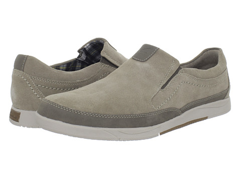 Pantofi Clarks - Vulcan Remus - Taupe
