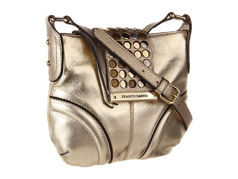 Posete Franco Sarto - Cavan Crossbody - Soft Gold