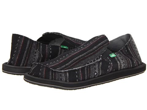 Pantofi Sanuk - Donny Big & Tall - Carbon