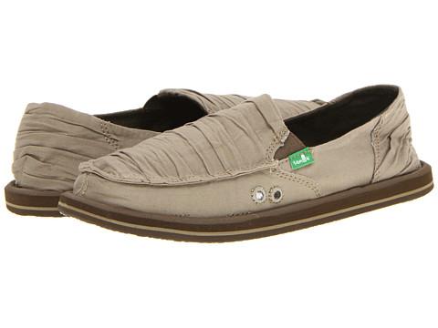Pantofi Sanuk - Shuffle - Army