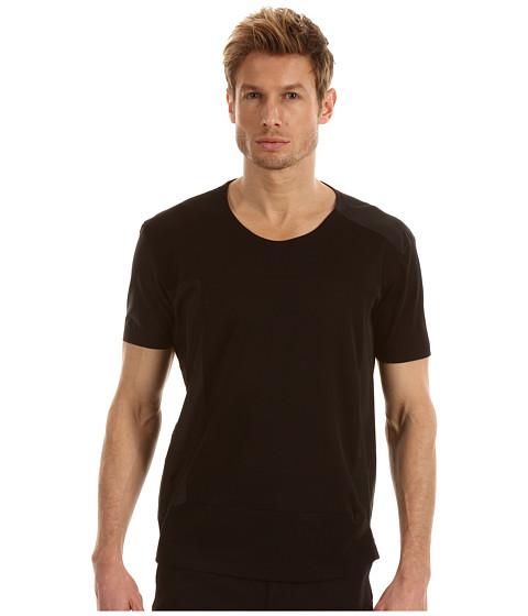 Tricouri Costume National - Short Sleeve Tee - Black