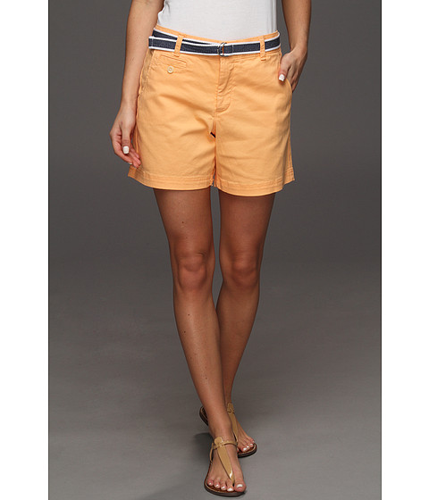 Pantaloni Dockers - Soft Belted Short - Peach Cobbler