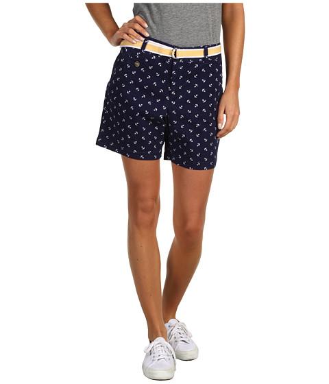 Pantaloni Dockers - Soft Belted Short - Peacoat
