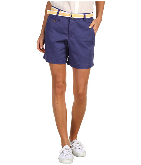 Pantaloni Dockers - Soft Belted Short - Westfield Blue